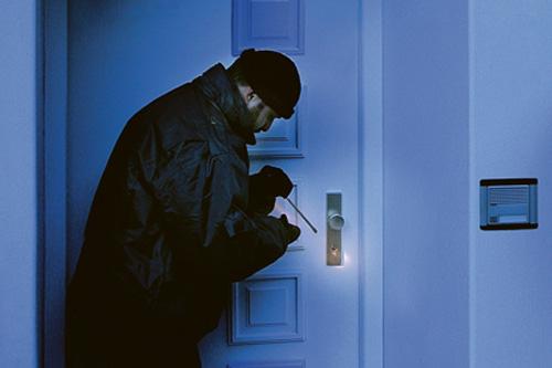 HOPPE Włamywacz za drzwiami